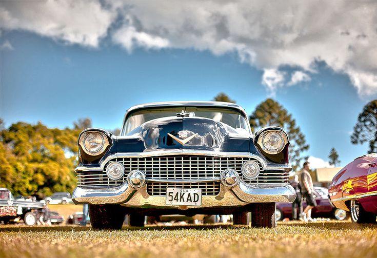 1954 Cadillac Fleetwood - Cadillac Poster - Vintage Car Photo Art - Car Print