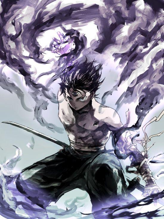 Anime Characters Using Fist : Best hiei ideas on pinterest yu hakusho anime