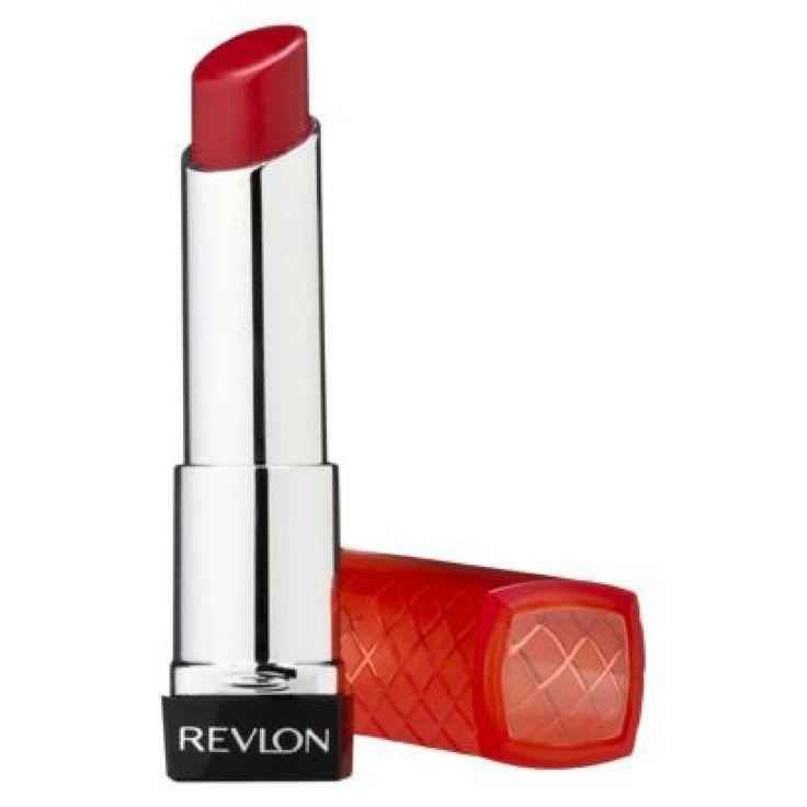 REVLON Colorburst Lip Butter Lipstick #035 Candy Apple 0.09 Ounce