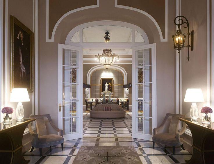 Hotel Maria Cristina A Luxury Collection San Sebastian Main Entrance