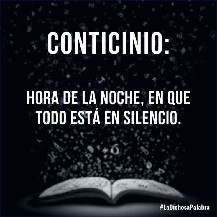 Noche silencio
