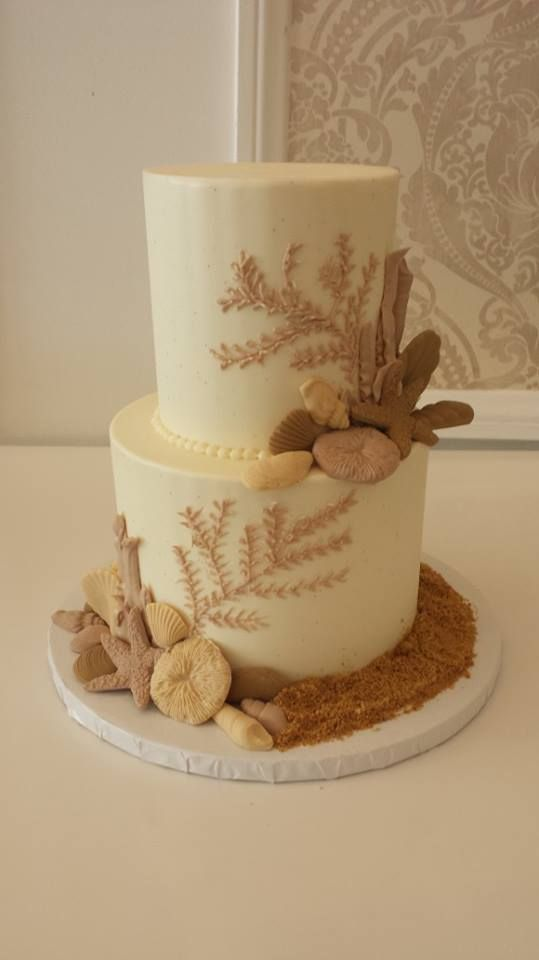sea shell wedding cakes 52 best sea shell cakes images on cake wedding 19712