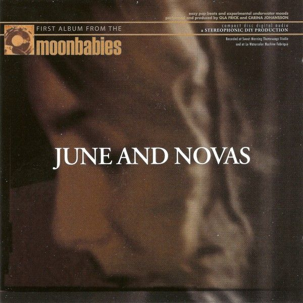 Moonbabies – June and Novas – Rdio