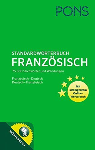Standardwörterbuch Französisch | 410.01 DICO