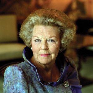 Queen Beatrix of the Netherlands.