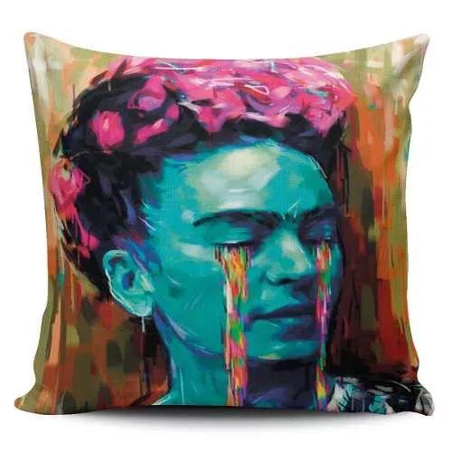 Cojin Decorativo Tayrona Store Frida 08 - $ 43.900