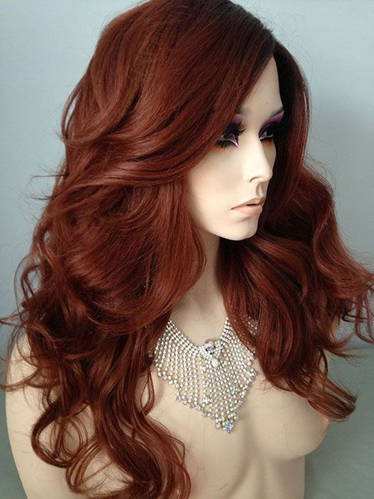 Best 25+ Copper brown hair ideas on Pinterest | Fall ... - photo#17