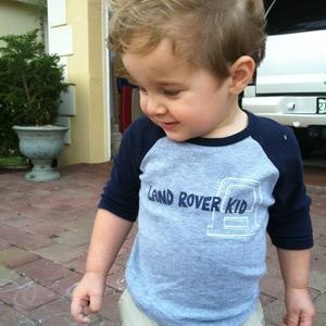 Land Rover Kid