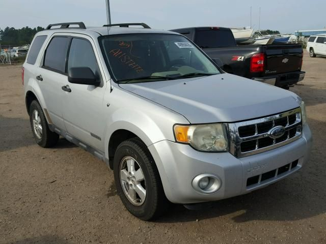 2008 Ford Escape Xlt 3 0l 6 In Nc Raleigh 1fmcu93118kb79123 For Sale Autobidmaster Register To Bid Now Ford Escape Ford Escape Xlt Car Auctions