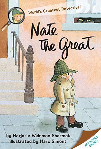 Nate the Great Finger print activity  Deceive work Shoe prints/walking speed