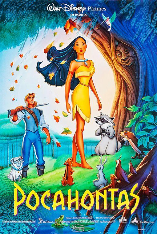 Pocahontas - Disney (1995)