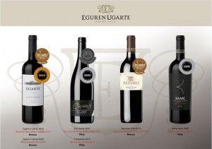 Dos vinos de las bodegas Eguren Ugarte premiados en los Premios Decanter http://egurenugarte.com/en/dwwa-2014/