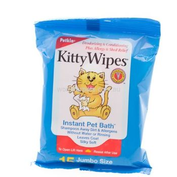 RSPCA - World for Pets - Kitty Wipes