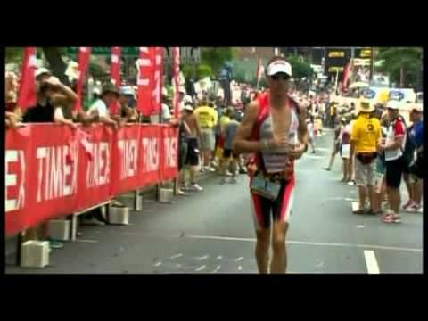 Ironman Hawaii 2010 - Macca vs. Raelert