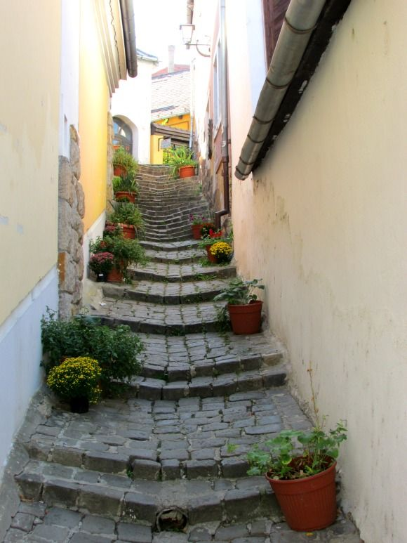 Szentendre, day trip from Budapest, Hungary.