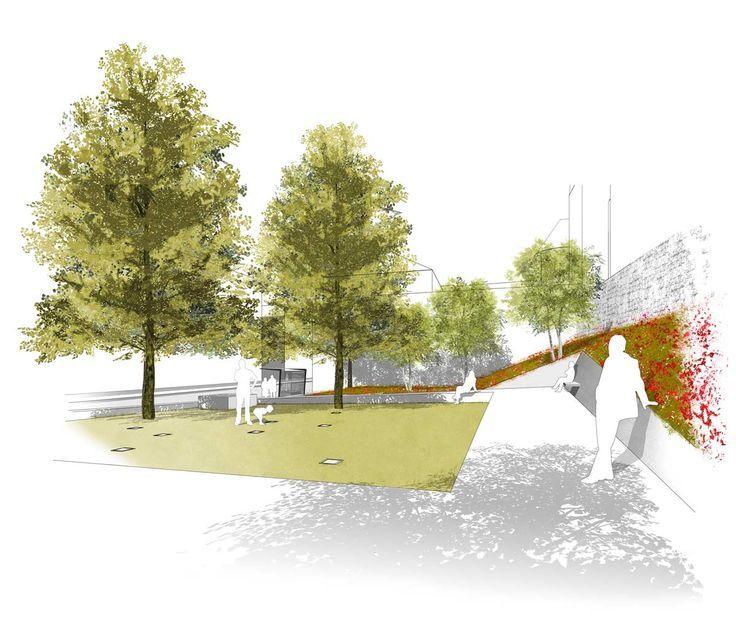 New Garden of Remembrance by scape Landschaftsarchitekten Landscape Architecture Works Landezine ad