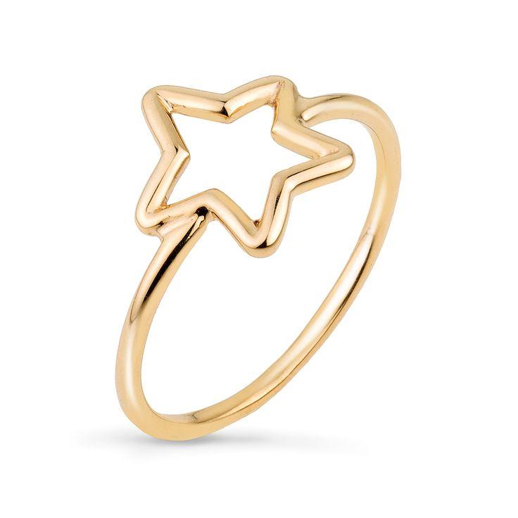 Pierścionek z kolekcji TRENDY wykonany z żółtego złota. Ten złoty pierścionek to propozycja dla osób lubiących biżuterię nowoczesną, delikatną i…