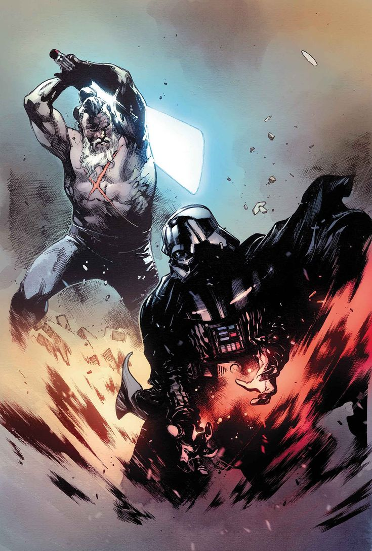 KirakInfil'a, A Brand New Jedi Warrior To Star Wars Canon In Today's Darth Vader #2