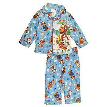 #Christmas Additional Informations Paw Patrol Snow Way Christmas Fleece Pajama Set - Toddler Boy (4T) for Christmas Gifts Idea Promotions . Because the Christmas  time of year ends within, it's time take into consideration what exactly surprise you can be providing that special someone this year. Presenting a present which has a romantic ...