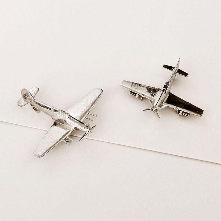 Planes. Jewellery.