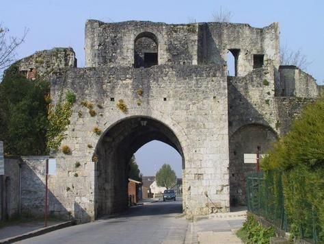 Provins, Town of Medieval Fairs, Department of Seine-et-Marne, Ile-de-France, France. Inscription in 20001. Criteria: (ii)(iv)