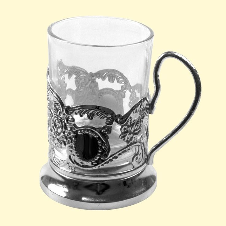 "SHOP-PARADISE.COM:  Teeglashalter ""Schnellzug"" (mit Teeglas 200 ml) 7,55 €"
