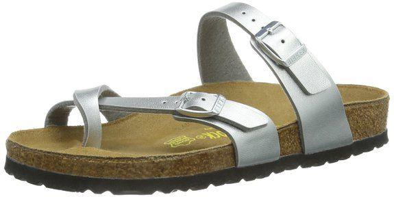 Birkenstock Classic MAYARI BF 71081 Damen Zehentrenner: Amazon.de: Schuhe & Handtaschen