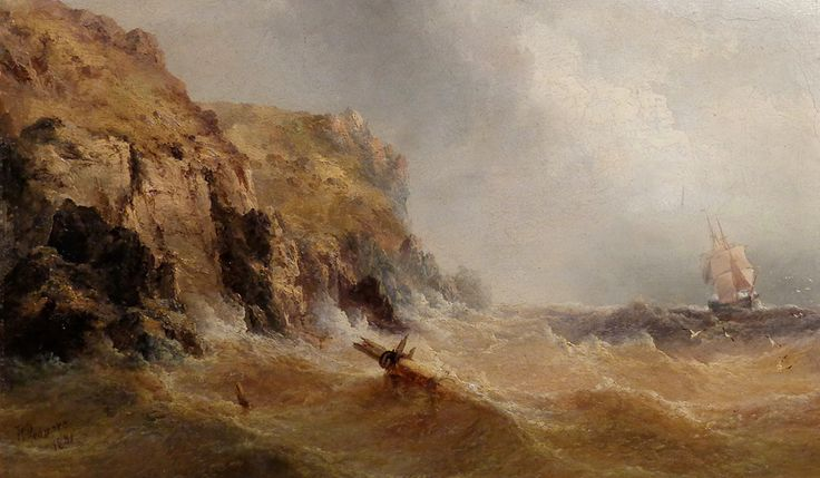 henry-redmore-off-the-cornish-coast-12x20-oil-on-board.jpg (900×525)