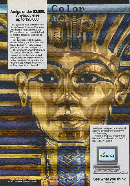 Amiga - Byte 9-86 | Flickr - Photo Sharing!  < X68000はコレからパクったのキャ;?