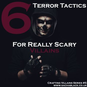 Help on writing horror
