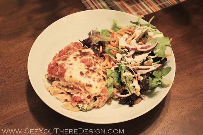 Crock Pot Veggie Lasagna. yum. | get in my belleh! | Pinterest
