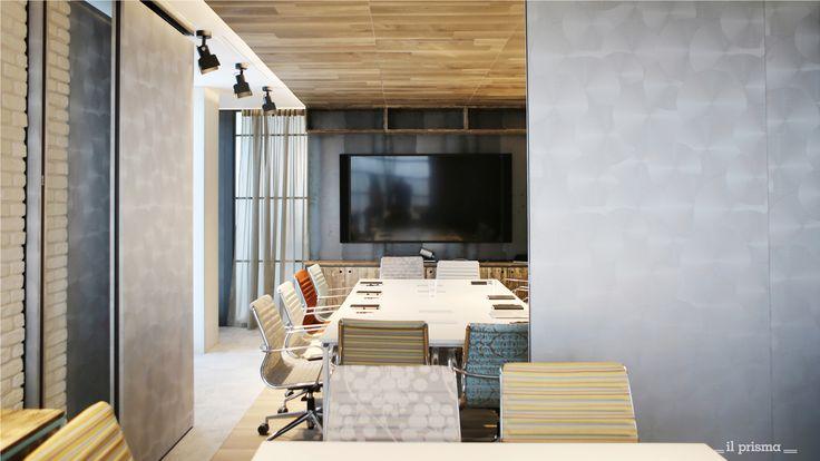 #ilprisma #meetingroom #newwaysofworking #linkedIn #WelcomeIn