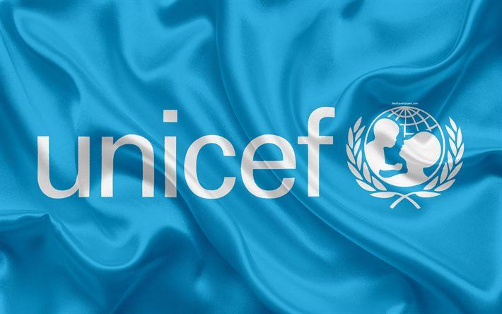 Download wallpapers UNICEF, Childrens Fund, UN, International Organization, United Nations