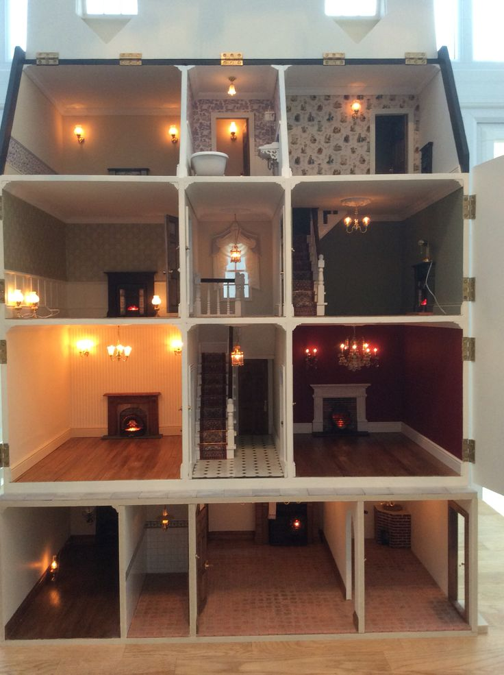 Dolls-House-Grand-Designs.co.uk dolls house re-designed