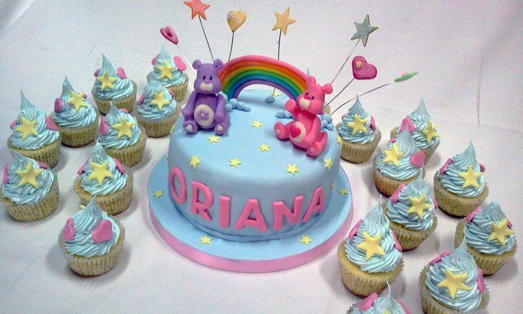 Torta ositos cariñosos | nuestras tortas | Pinterest