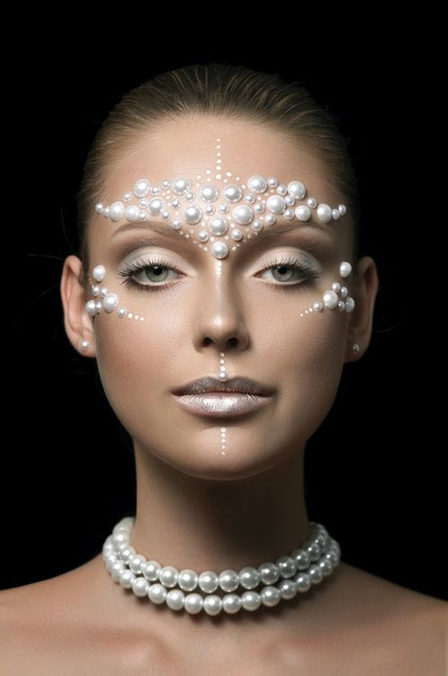 Pearls are a classic!                                                                                                                                                                                 More