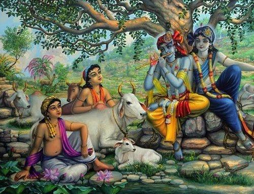Hare Krishna Hare Krishna Krishna Krishna Hare Hare Hare