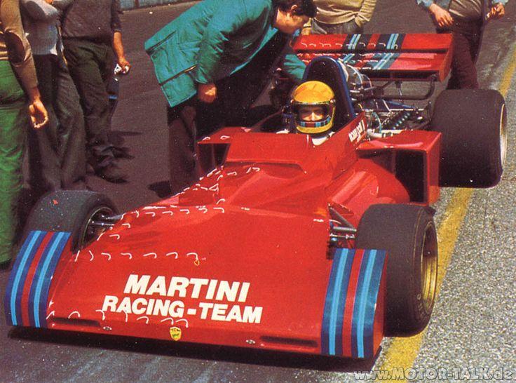 1972 Nanni Galli (Tecno PA123)