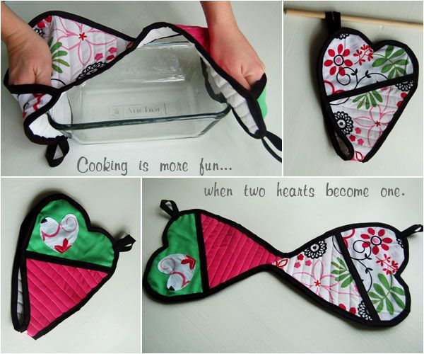 have to make this...just said tonight that we needed new pot holders