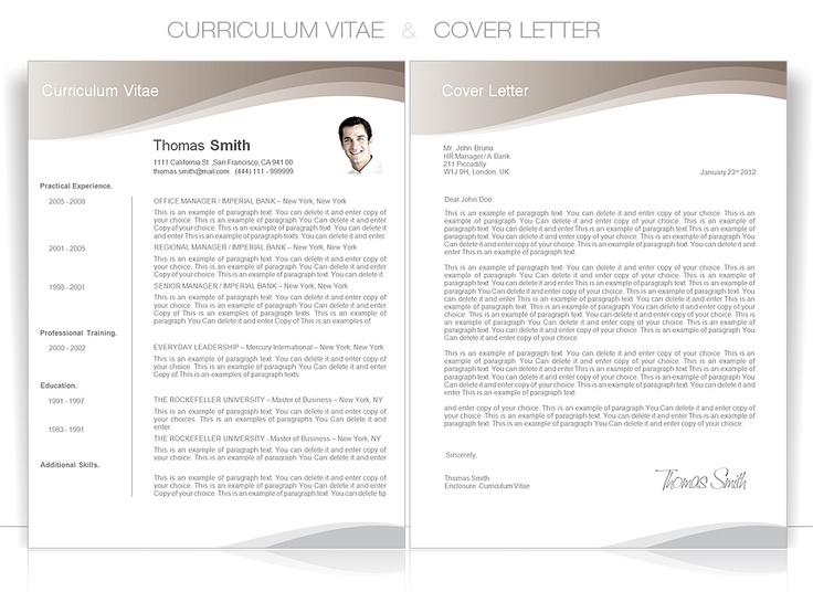 9 best Resume Word Templates images on Pinterest