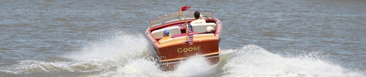 1952 Chris-Craft 18′ sportsman | The Wooden Runabout Company, LLC
