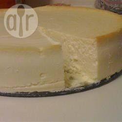 Foto recept: Erics cheesecake op New Yorkse wijze