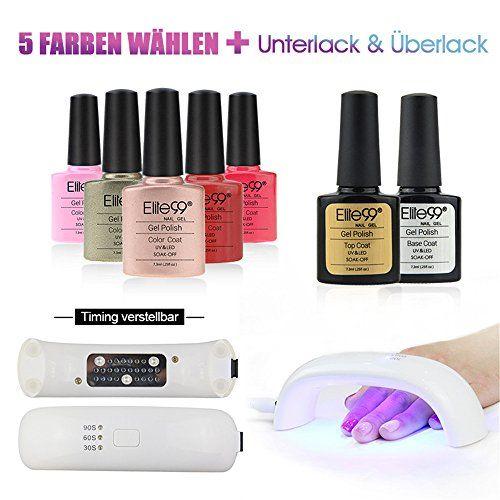 nagellack für uv lampe groß bild und eaeedbfbb nagellack set