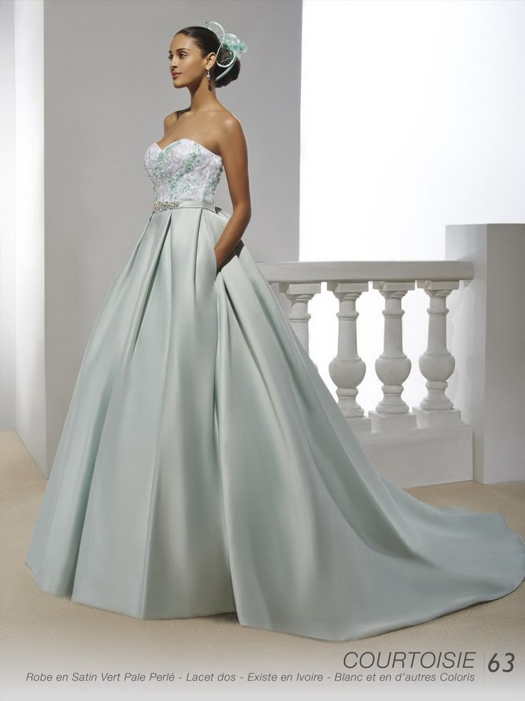 Wedding dress for Tiana, Anne Couture