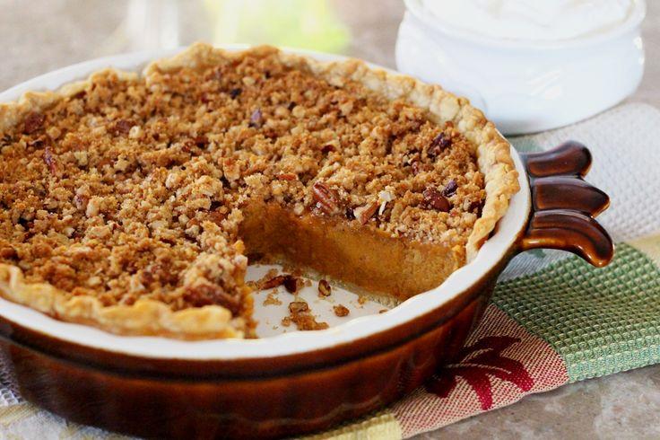 A Southern Classic - Sweet Potato Pie! #thanksgiving