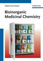 Bioinorganic medicinal chemistry / edited by Enzo Alessio #novetatsfiq