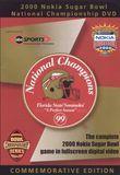 The 2000 Nokia Sugar Bowl National Championship [DVD] [English] [2000], 23764