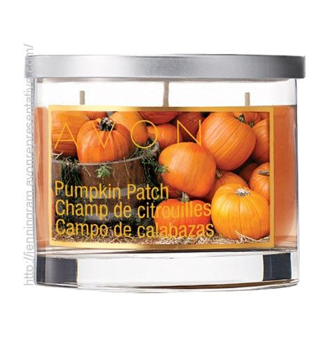 Pumpkin Patch Scented Candle 317-849