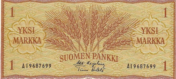 Finnish Markka (1860-2002). During the autonomy Finland also had its own army, postal service and a limited government in Helsinki.