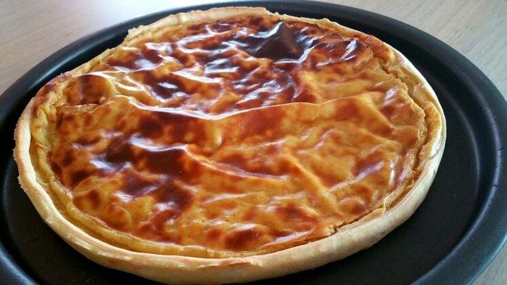 Flan pâtissier magimix cook expert